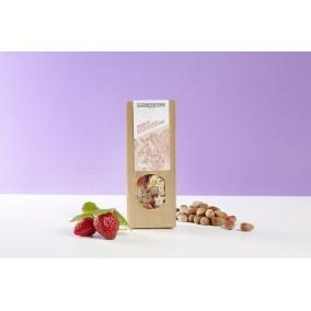 Nougats aux fraises FRAGA